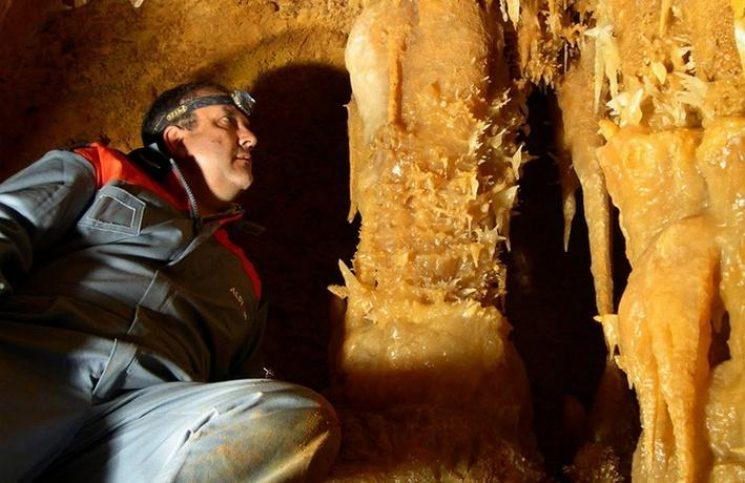 Nieuwe ontdekkingen in Grottes de Maxange