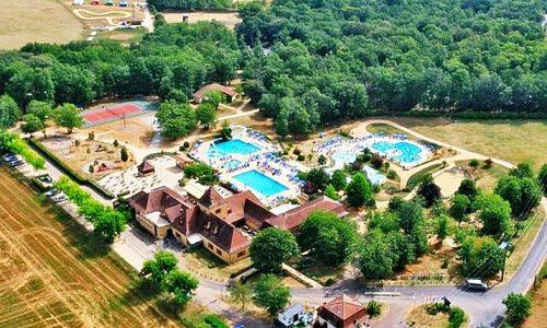 Dordogne Perigord: vakantiepark-camping Saint Avit Loisirs bij Saint-Avit-de-Vialard - Le Bugue