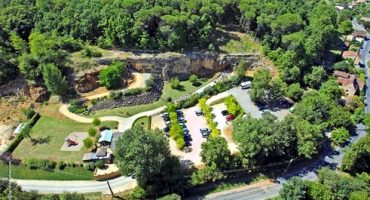 Dordogne Perigord - Le Buisson-de-Cadouin - Grottes de Maxange