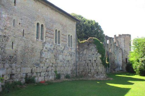 Dordogne historie - Périgueux - Vesunna - Musée Vesunna - Gallo-Romeinse resten