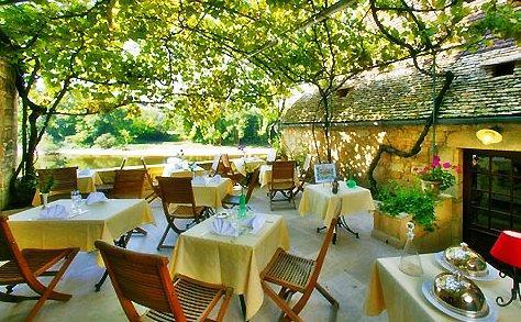 Dordogne Périgord: restaurant La Belle Étoile - Bib Gourmand