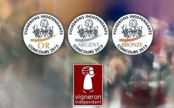 39 medailles voor Dordogne-wijnen tijdens Concours des Vins des Vignerons Indépendants.