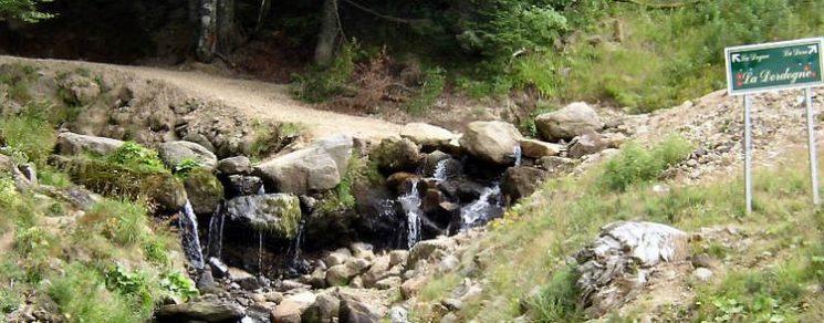 Op zoek naar de bron van de Dordogne