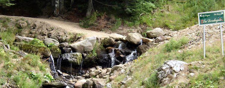 Dordogne - source-bron Dordogne