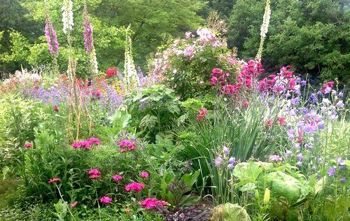 Dordogne Périgord - Open Gardens-Jardins Ouverts-Open Tuinen voor A Chacun son Everest .