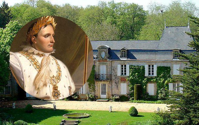 Musée Napoléon de la Pommerie in Cendrieux Dordogne.