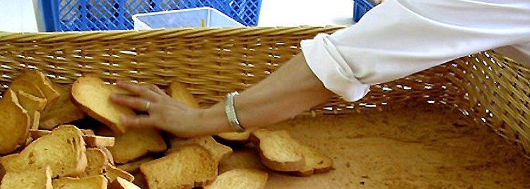 Dordogne streekproducten: Biscotterie La Chanteracoise in Saint-Germain-du-Salembre.