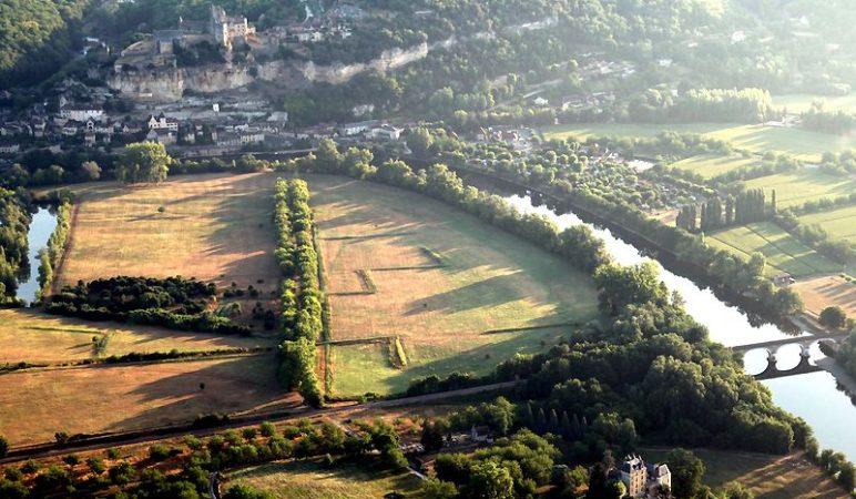 Balloon trip ballonvaart Perigord - Dordogne Montgolfieres
