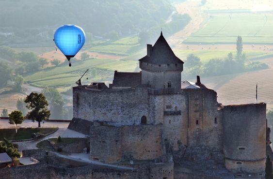 Perigord Dordogne Montgolfieres - ballonvaart20C