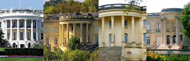 Dordogne Périgord: Het Witte Huis, Chateau de Rastignac, Chateau Peychotte, Chateau Marbuzet.