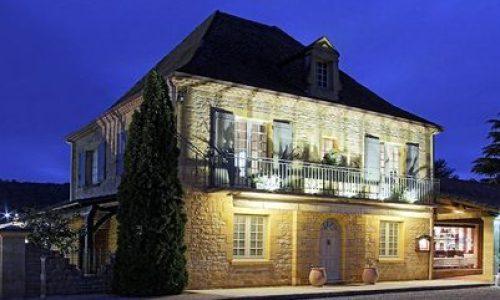 Dordogne Perigord-Bib Gourmand-restaurant O Plaisir des Sens -La Roque-Gageac