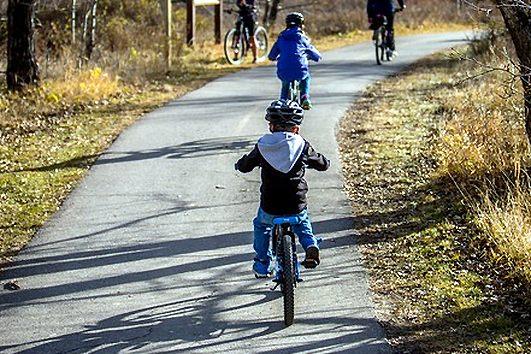 Dordogne Perigord helmplicht voor kinderen tot 12 jaar in Frankrijk 1