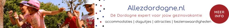 AllezDordogne: dé Dordogne expert voor jouw gezinsvakantie