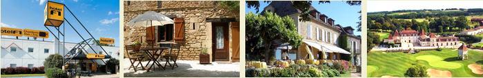 Dordogne Périgord: vakantiehuizen-gites-hotels boeken bij Trivago