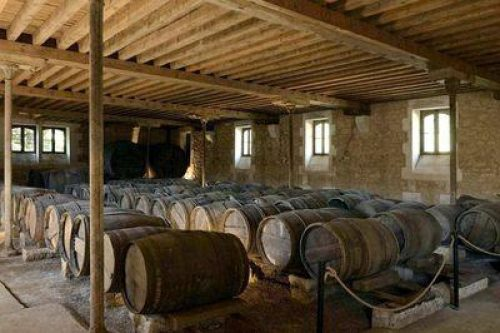 Dordogne Périgord: Chai de Lardimalie, wijnmuseum bij Périgueux.