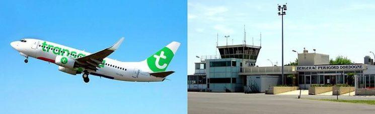 Voordelig vliegen naar Bergerac met Transavia