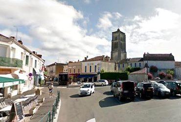 Dordogne Périgord: Felibrée 2017 in Saint-Astier. Foto: Place de La République.