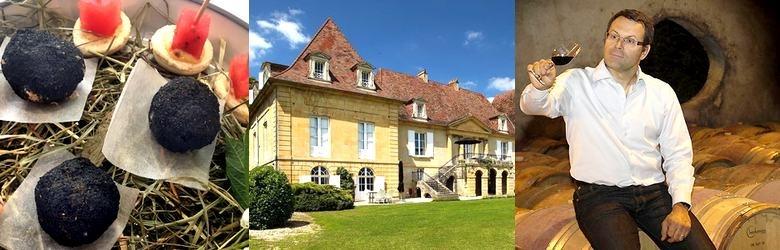 Dordogne-Perigord: culinaire rondreis Bergerac - Jolande Vos en Petri Houweling