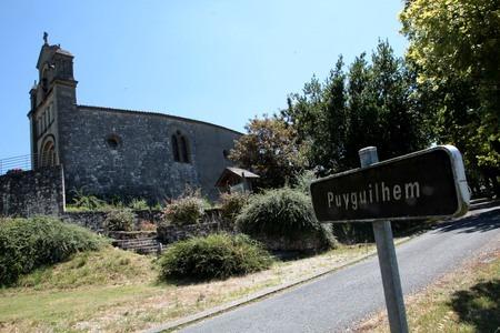 Dordogne Perigord-Puyguilhem-commune Thenac 3
