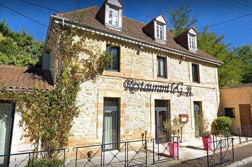 Dordogne Perigord: Michelin-restaurants - Le Grand Bleu in Sarlat-la-Canéda. Chef: Maxime Lebrun.