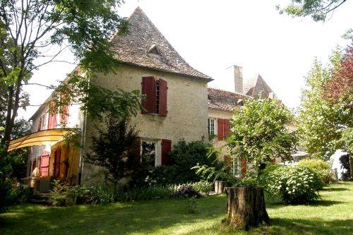 Dordogne Perigord: Michelin-restaurants - (Bergerac): La Gentilhommière-Étincelles in Sainte-Sabine-Born bij Bergerac. Chef: Vincent Lucas