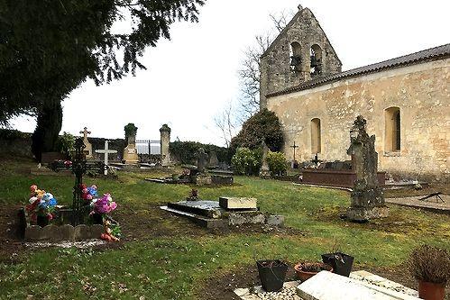 Dordogne Périgord: wandelroute-walking route-marche Beaumont du Périgord - Château de Bannes