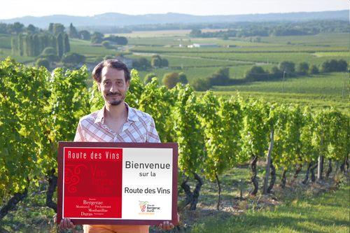 Quai Cyrano: in het nieuwe Office de Tourisme en Maison du Vin van Bergerac kun je terecht voor info over wijnroutes en bezoeken aan wijnboeren in de omgeving.