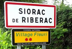 Dordogne Périgord - Villes Villages Fleuris - Siorac de Riberac