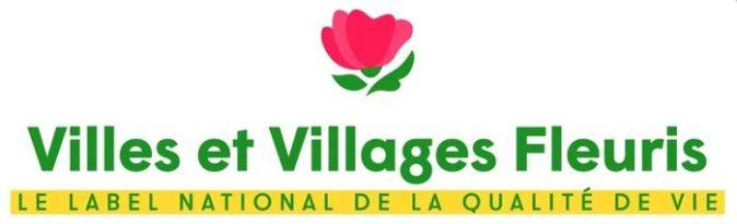 Dordogne Périgord - Villes et Villages Fleuris - het nieuwe logo ter gelegenheid van het 60-jarig bestaan.