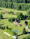 Campings Dordogne: Domaine de Bois Coquet in La Douze