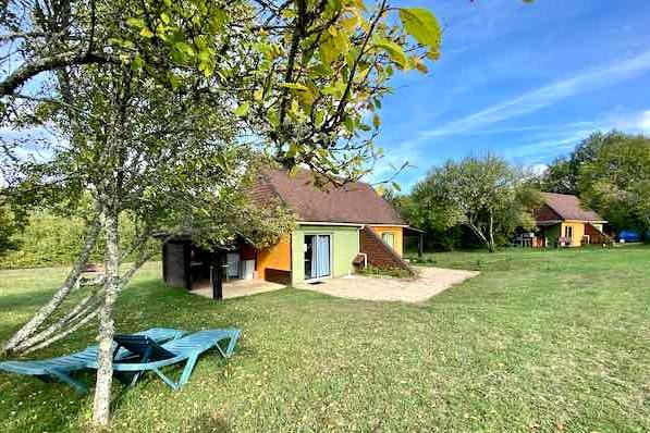 Campings campsides Dordogne Domaine de Bois Coquet v/h La Laururie